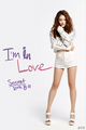 Jieun's 'I'm In Love' Comeback photos - secret-%EC%8B%9C%ED%81%AC%EB%A6%BF photo