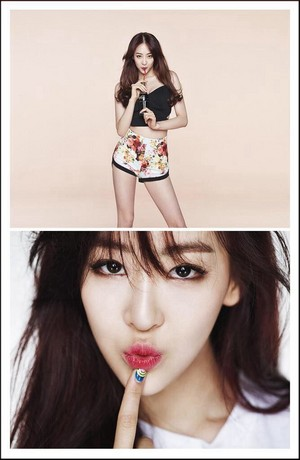 SISTAR Dasom for「TOUCH MY BODY 」