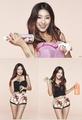 Sistar Bora Touch My Body Teaser