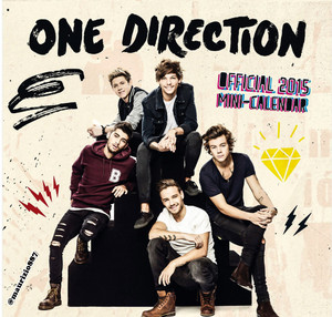 one direction ,calendar, 2015