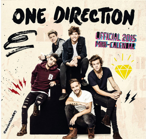 One Direction Обои titled one direction ,calendar, 2015