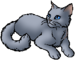poo blue star died - animal-jam icon
