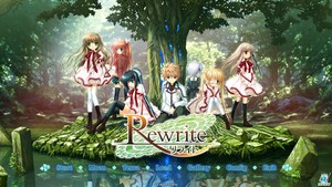 rewrite main game page