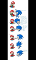 sonic's secret - sonic-shadow-and-silver photo