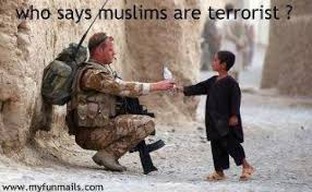 we r not terrorists