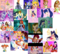 winx mix bash - the-winx-club photo