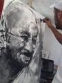 AMAZING Acrylic on canvas 100*70