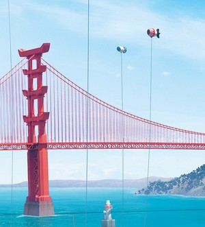 'Big Hero 6' French poster details