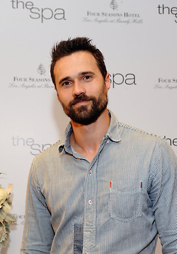 Brett Dalton at HBO Luxury Lounge - August 24, 2014