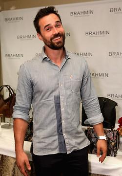 Brett Dalton at HBO Luxury Lounge - August 24, 2014