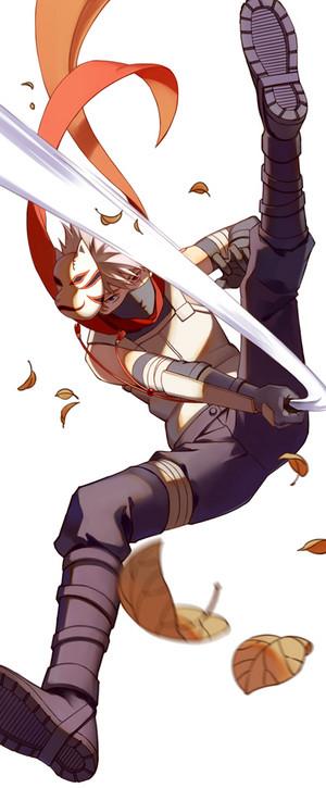 *Kakashi Hatake* (Naruto)