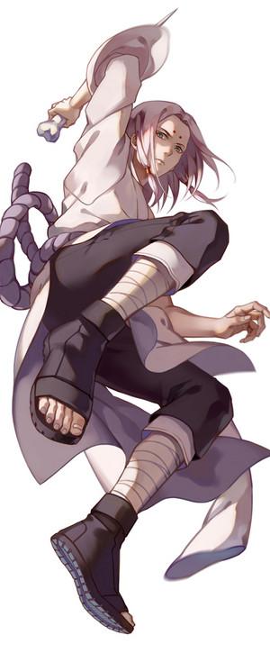 *Kimimaro* (Naruto)