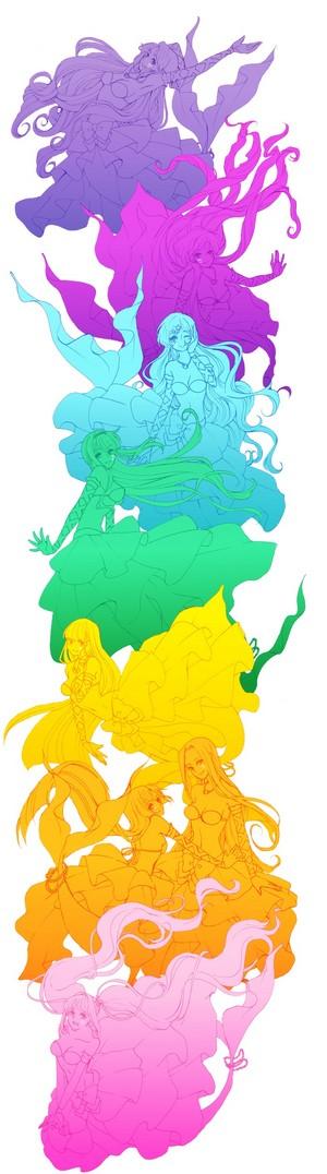 ~♥~Mermaid Princess~♥~