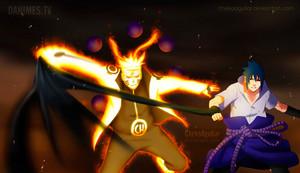 *Naruto Sasuke : Now Its Time To Counter*