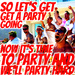 'Party Hard' - jackass icon
