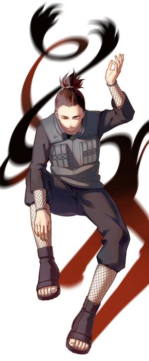 *Shikamaru Nara* (Naruto)