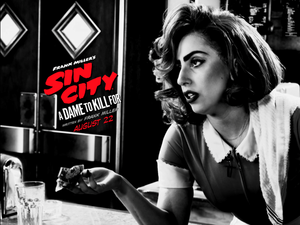 Sin City: 'A Dame To Kill For' Poster