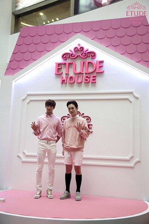 ÉTUDE HOUSE FLAGSHIP STORE OPENING' IN SHANGHAI
