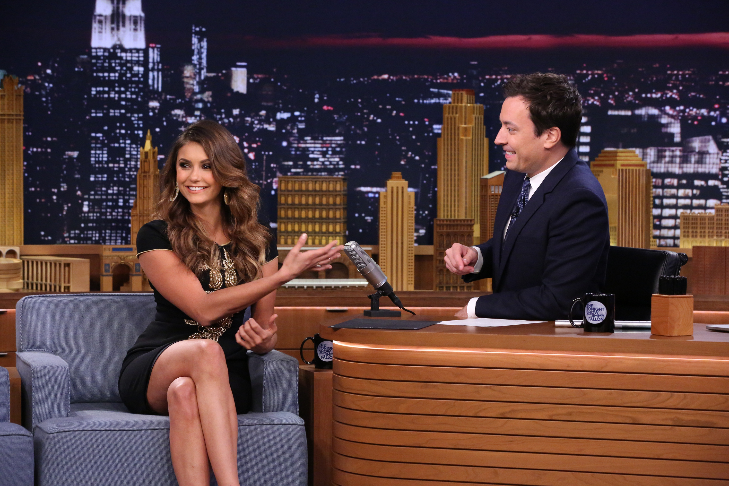 how to assist to jimmy fallon show