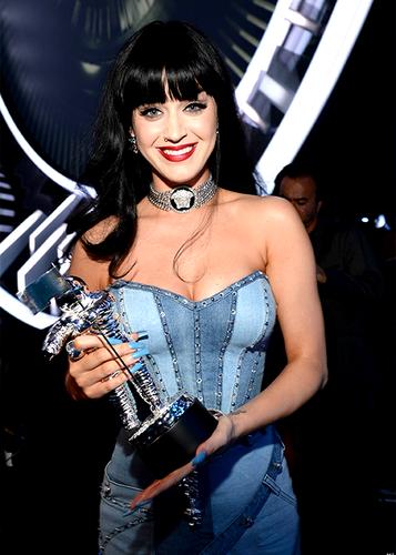 Katy Perry karatasi la kupamba ukuta called VMAs 2014