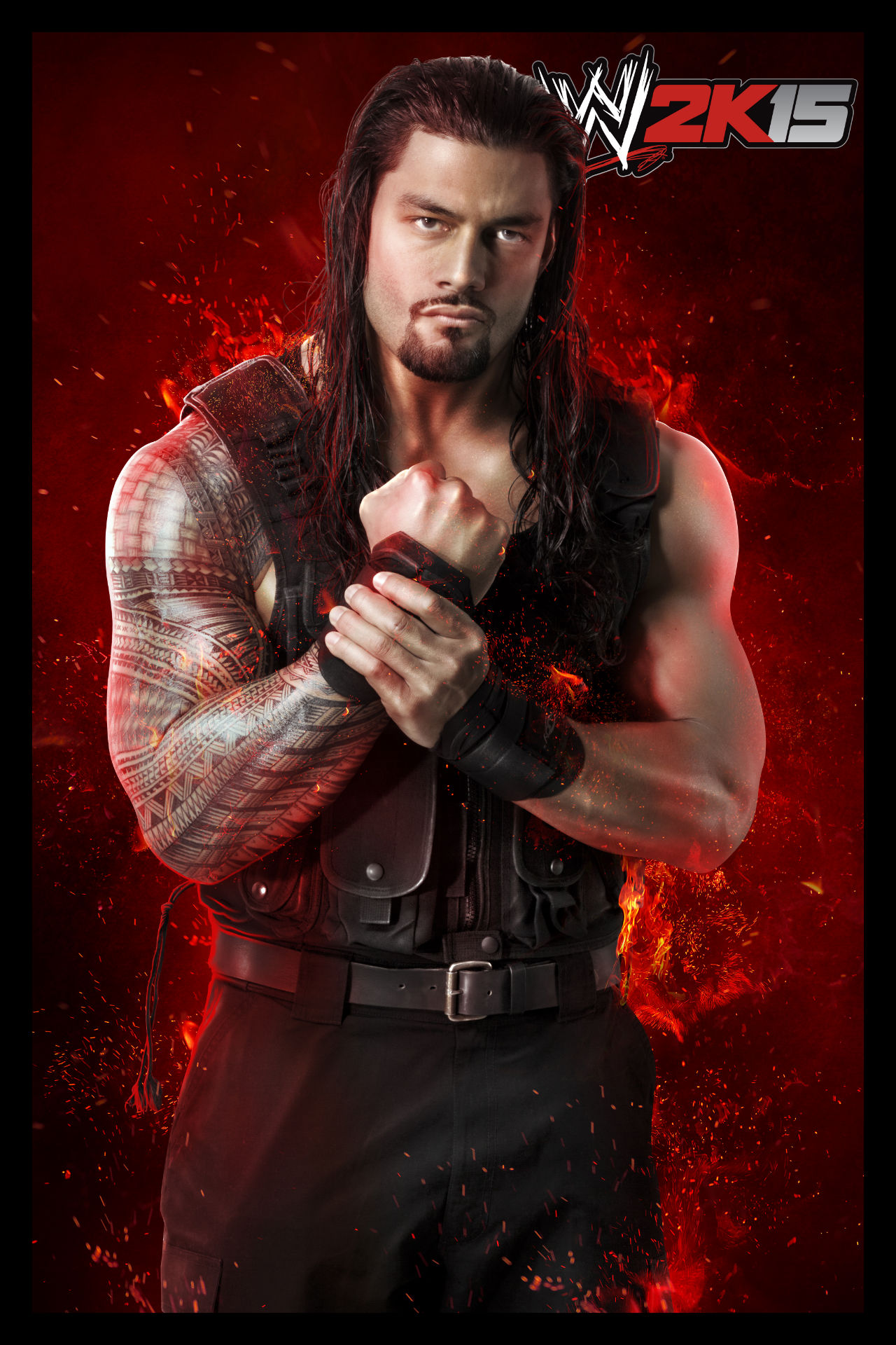 Roman Reigns Images Wwe 2k15 Hd Wallpaper And Background