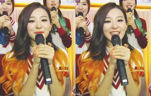 140801 Red Velvet Interview Musica Bank