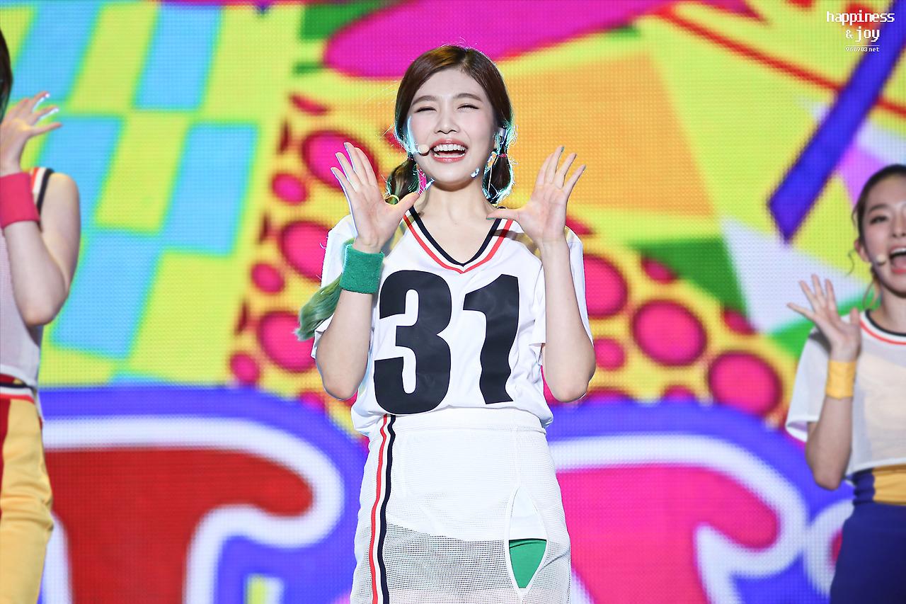 Park Joy Images 140809 Sokcho Music Festival Red Velvet Joy Hd