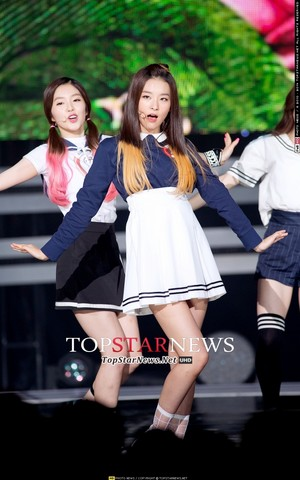 140812 Red Velvet @ SBS MTV The Show: All about Kpop