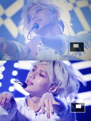 140820 Taemin - Evil at Give concerto