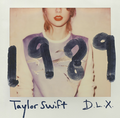 1989 Deluxe Edition album cover!