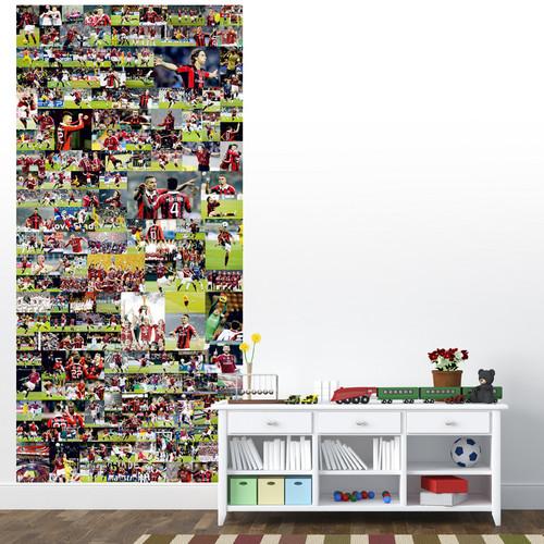 Soccer wallpaper entitled AC MILAN poster