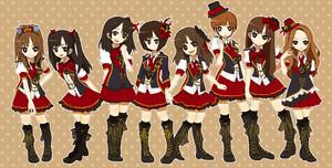 AKB48 ファンアート