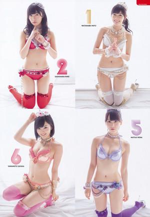 Akb48 Sousenkyo maillot de bain Surprise 2014