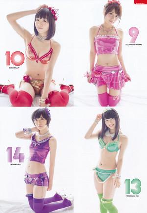 AKB48 Sousenkyo zwempak, badpak Surprise 2014