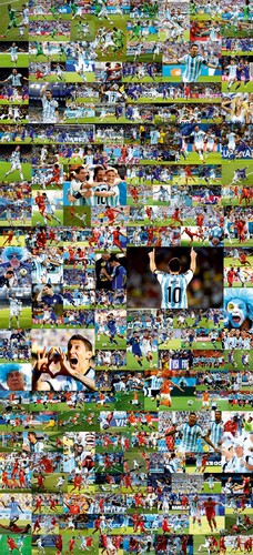 Soccer wallpaper entitled ARGENTINA NATIONAL TEAM WORLD CUP IN BRAZIL 2014