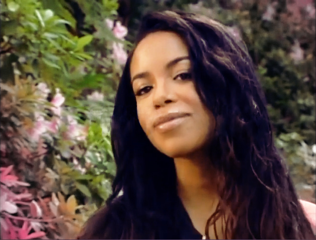 Aaliyah Interview on CBS