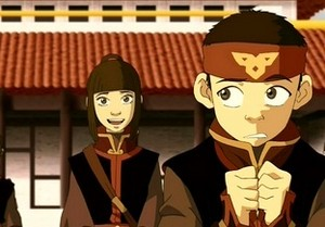 Aang- The Headband.