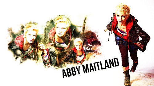 Abby Maitland wallpaper entitled Abby Maitland