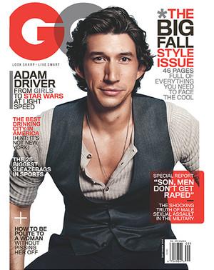 Adam Driver for GQ Magazine