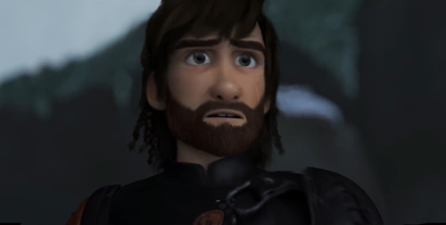 Adult Hiccup