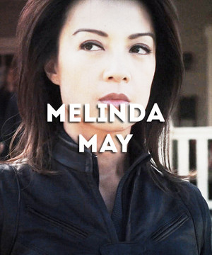 Agents of S.H.I.E.L.D. - Melinda May
