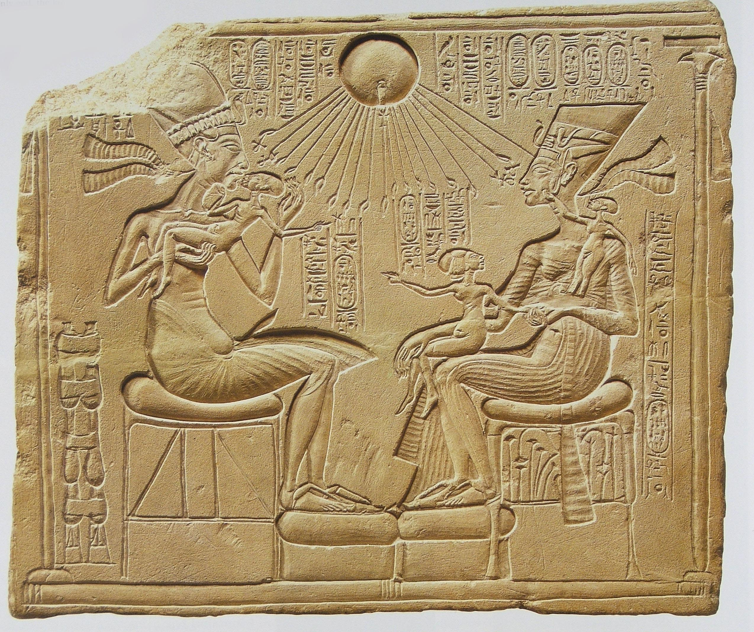amenhotep iv and art and religion essay Check out our top free essays on akhenaten to help you write your own essay so king amenhotep iv changed his name to though like all art within a certain.