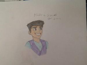 Aladdin and Jasmines son