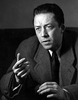 Albert Camus (7 November 1913 – 4 January 1960)