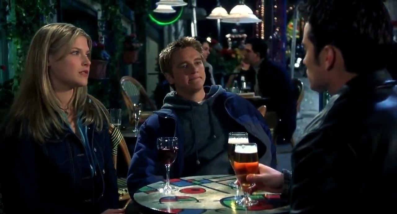 Alex,Carter and Clear - Final Destination (2000) Photo