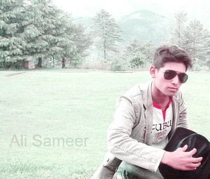 Ali Sameer Pakistani Singer Wallpaper