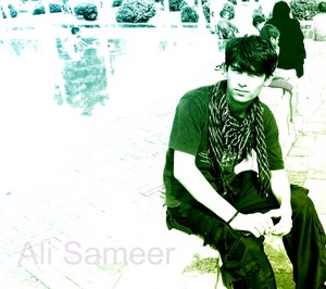 Ali Sameer Pakistani Singer With Salman Khan