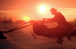 Anakin on Tatooine