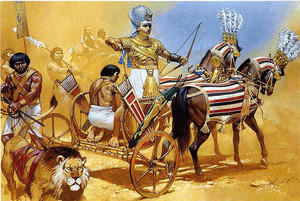 Ancient Egypt War