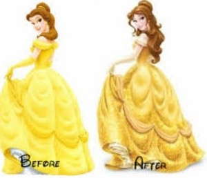 And then we have Belle.